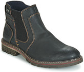 Tom Tailor MARTY men's Mid Boots in Black