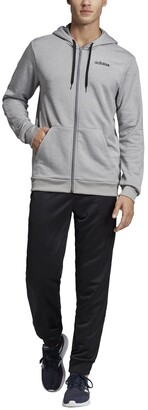 adidas Linear Zip-Up Hooded Tracksuit