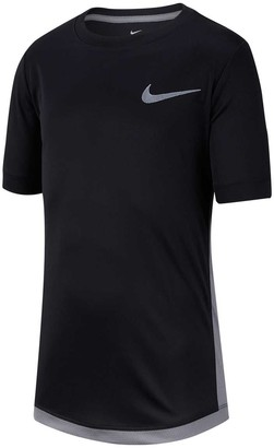 Nike Dri-FIT Boys Trophy Short Sleeve Training Top