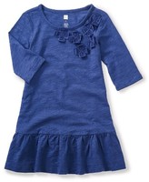 Tea Collection Toddler Girl's Hopseed Applique Dress