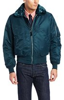 Alpha Industries Men's B-15 Nylon Flight Jacket