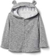 Favorite reversible bear hoodie