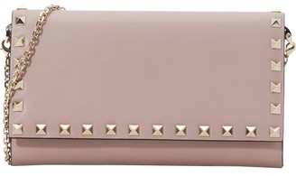 Valentino wallet with chain strap