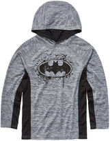 Novelty T-Shirts Batman Hoodie-Big Kid Boys
