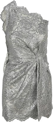 DSQUARED2 Metallic Lace Morgana Dress