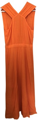 And other stories & Stories Orange Dress for Women