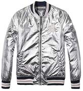 Tommy Hilfiger TH Kids Foil Bomber Jacket