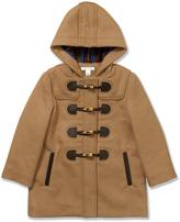 Marie Chantal Tan Duffle Coat