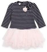 Biscotti Infant Girl's Stripe Bodice Tutu Dress