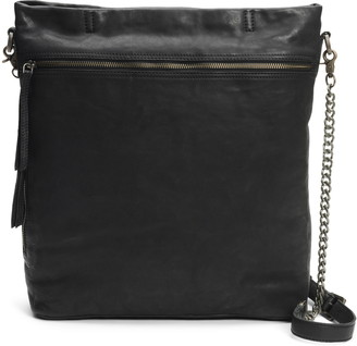 Frye AND CO Riley Leather Crossbody Bag