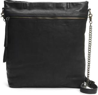 Frye Riley Leather Crossbody Bag