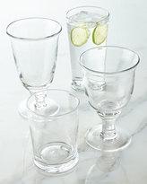 Horchow Savannah Wine Glasses, Set of 4