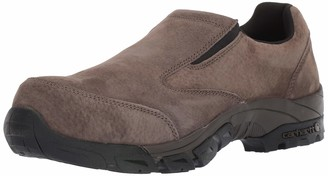 Carhartt Men's Slip On Work Moc NWP Carbon Nano Safety Toe CMO3465 Ankle Boot