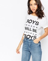 South Parade Boys Will Be Boys T-Shirt