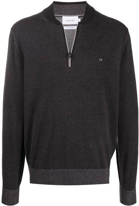 Calvin Klein Half Zip Pullover
