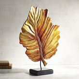 Pier 1 Imports Wooden Leaf on Stand