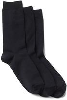 Gap Basic crew socks (3-pack)