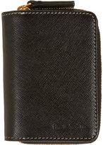 Paul Smith Saffiano Zip Pocket Wallet