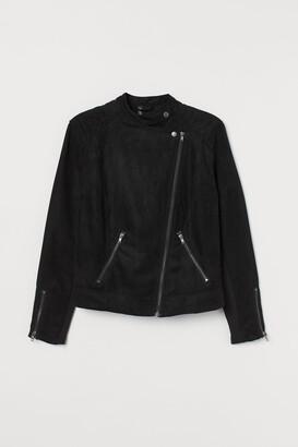 H&M H&M+ Biker Jacket
