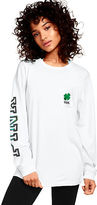 Victoria's Secret Victorias Secret St.Paddy's Day Long Sleeve Campus Tee