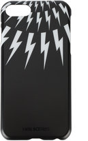Neil Barrett Thunderbolt iPhone 7 case
