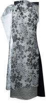 Yang Li sleeveless layered tunic - women - Silk/Viscose/Wool - 48