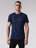 Diesel DieselTM T-Shirts 0PAOU - Blue - 3XL