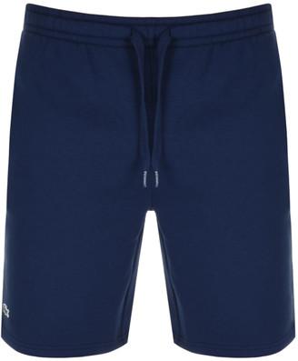 Lacoste Sport Jersey Shorts Navy