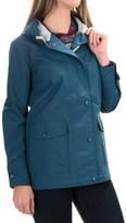 Woolrich Classic Rain Coat - Waterproof (For Women)