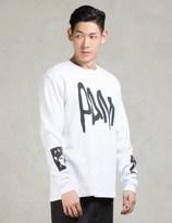 PAM White Handmaiden L/s T-shirt