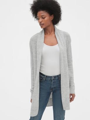 Gap True Soft Shawl Collar Cardigan Sweater