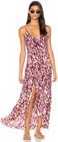 Vix Paula Hermanny Bali Elma Long Dress