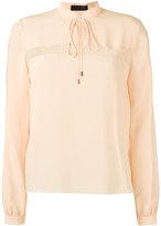 Talie Nk - silk blouse - women - Silk - 36