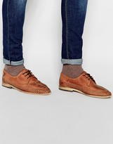 Hudson London Anfa Weave Shoes