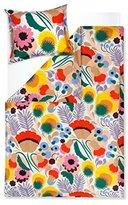 Marimekko 221430 Ojakellukka Comforter Set, Twin, Multi