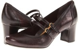 Naturalizer Jameson (Oxford Brown Leather) - Footwear