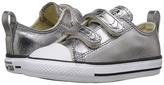 Converse Chuck Taylor All Star Metallic Canvas Ox Girl's Shoes