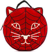 Charlotte Olympia Spiderweb Kitty backpack