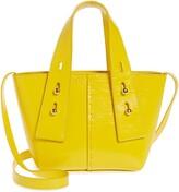 Frame Mini Les Second Leather Crossbody Bag