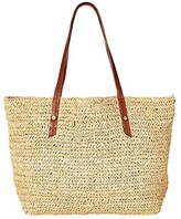 J.Crew Market Tote (Natural) Handbags