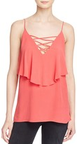 Bailey 44 Indian Ocean Lace-Up Top