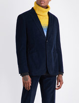 Richard James Single-breasted cotton-corduroy jacket