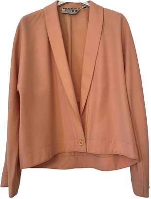 Gianfranco Ferre Wool Jacket for Women