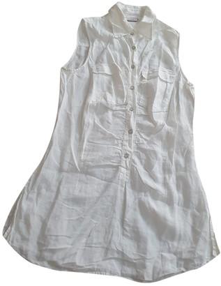 Max & Co. White Linen Knitwear for Women