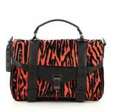 Proenza Schouler Red Leather Handbag