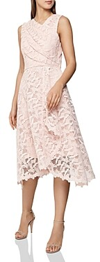 Reiss Rayna Lace Dress - 100% Exclusive