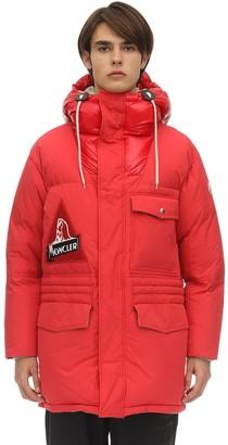 Moncler Dedion Down Jacket W/ Logo Patch