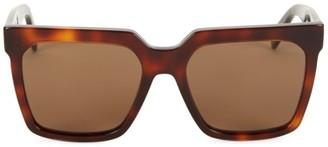 Celine CL40055I 55MM Polarized Square Sunglasses