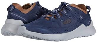 Keen Highland (Steel Grey/Black) Men's Shoes