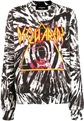 DSQUARED2 Dark Arts Sweatshirt